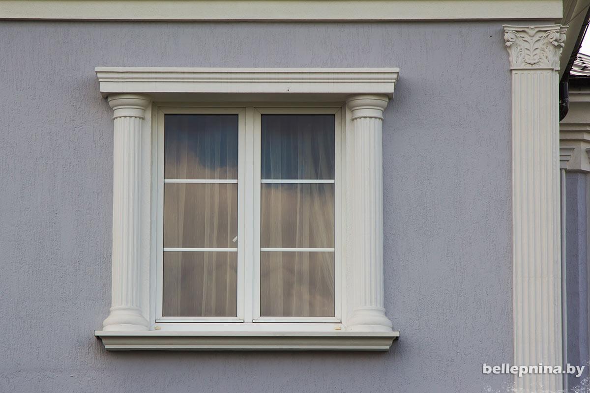 запрос фото обналички на окна из полиуретана направляем все